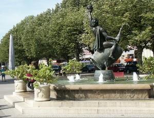 Fontaine de Bacchus
