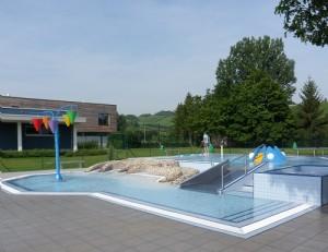 Piscine plein air remich for Bettembourg piscine