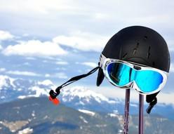 ski-mettre un casque
