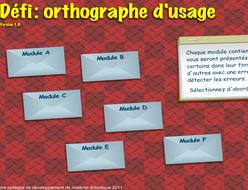 defi-orthographe