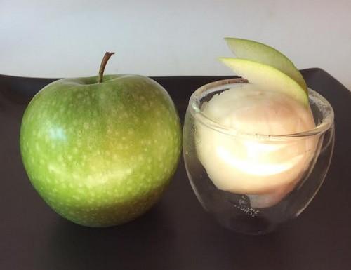 sorbet-pommes