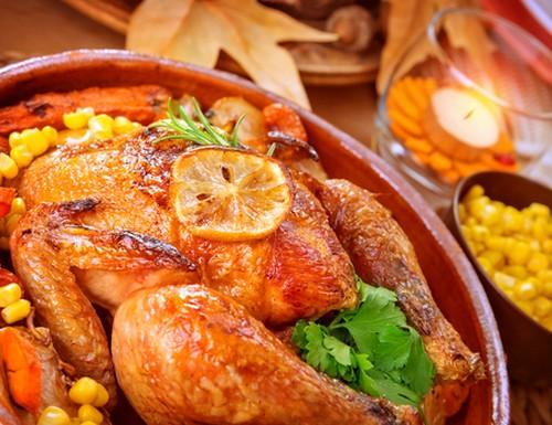 thanksgiving-dinde