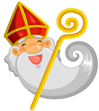 L agenda du grand saint nicolas - Saint nicolas dessin couleur ...