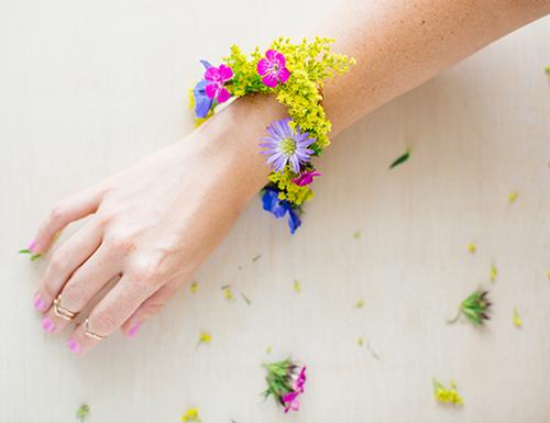 bracelet-fleurs-fraiches