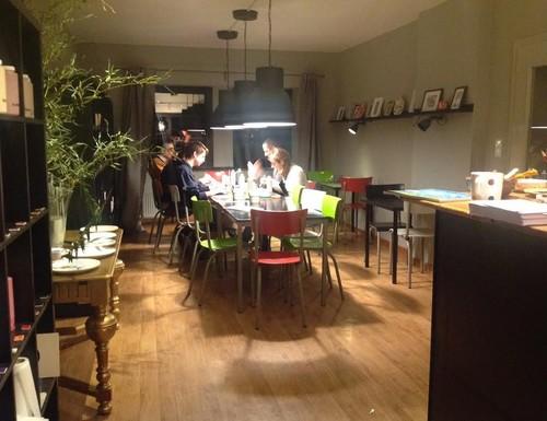 C ramique for Atelier de cuisine luxembourg