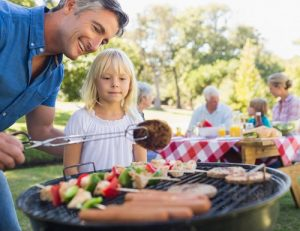 barbecue-kids